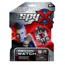 RELOJ SPY X