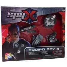 EQUIPO SPY X