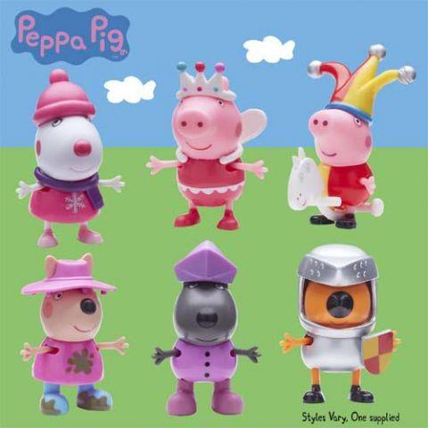PEPPA PIG FIESTA DE DISFRACES