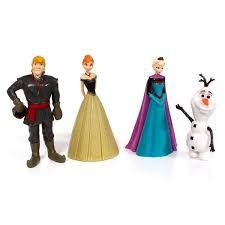PACK FIGURAS FROZEN