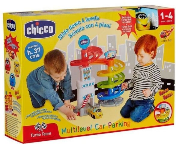 PARKING TURBO TOUCH CHICCO
