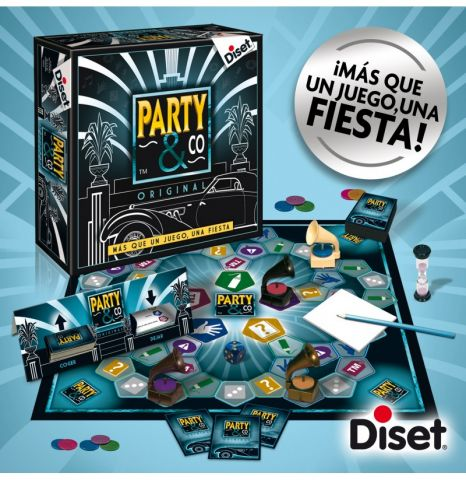PARTY & CO ORIGINAL 20 ANIVERSARIO DISET