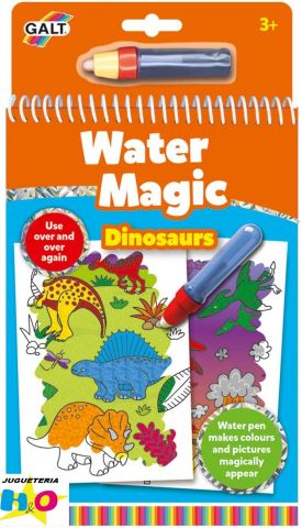 WATER MAGIC DINOSAURIOS