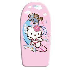 TABLA SURF HELLO  KITTY 84cm