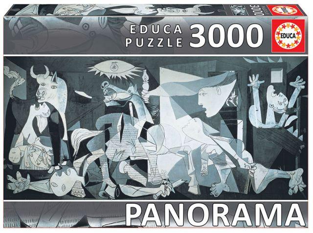 PUZZLE 3000 PZAS GUERNICA PABLO PICASSO EDUCA