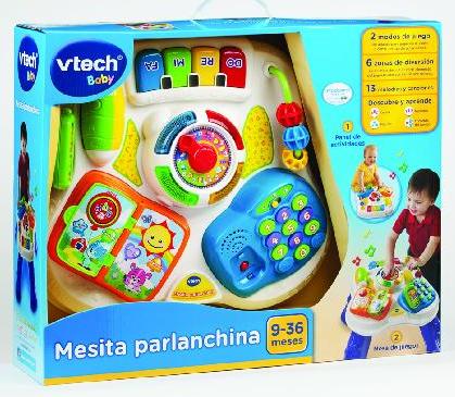 MESITA PARLANCHINA VTECH