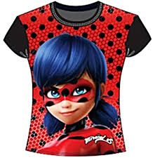 CAMISETA M/C LADY BUG