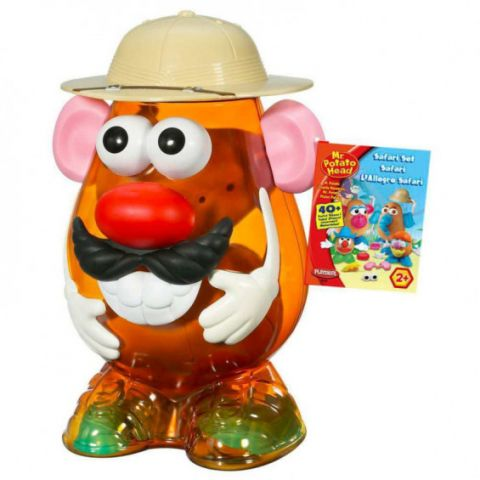 PLAYSKOOL MR POTATO SAFARI