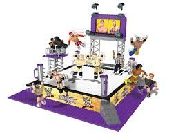 WWW SET RING UNIVERSO WRESTLE MANIA