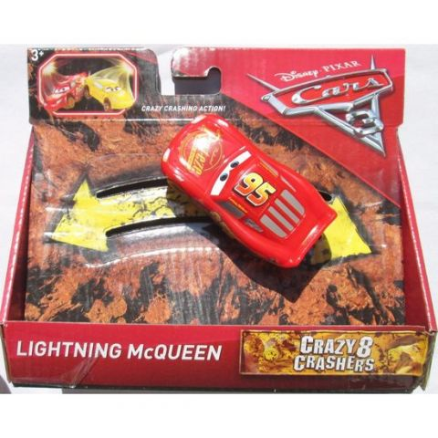 COCHES CRAZY 1:55 CARS