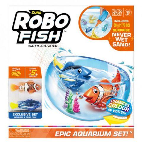 ROBO FISH SUPER ACUARIO BANDAI